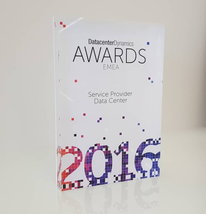 """LuxConnect's """"Service Provider Data Centre"""" awards"""